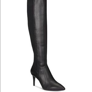 Inc Izetta Over The Knee Sock Boots- NWT!